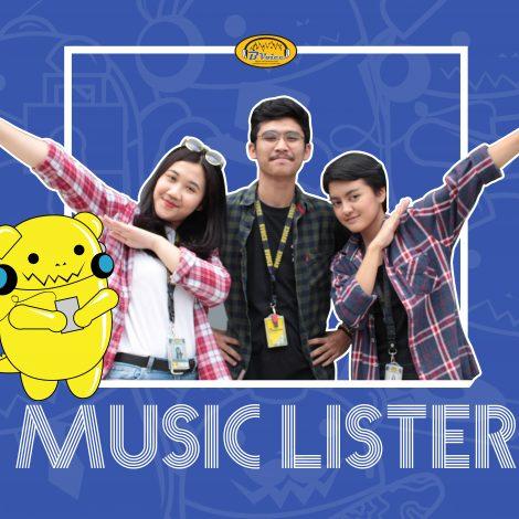 Music Lister