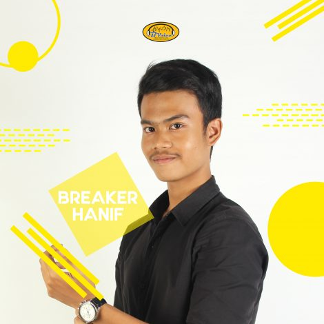 Breaker Hanif