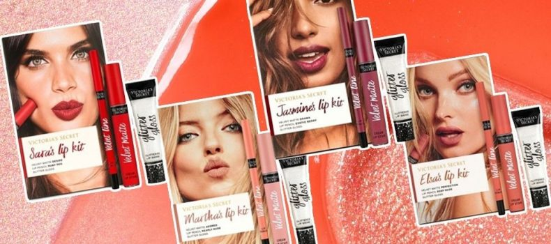 NEW RELEASE: Victoria Secret Angels Lip Kits