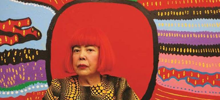 "Pameran Yayoi Kusama : ""LIFE IS THE HEART OF A RAINBOW"" di Museum MACAN"