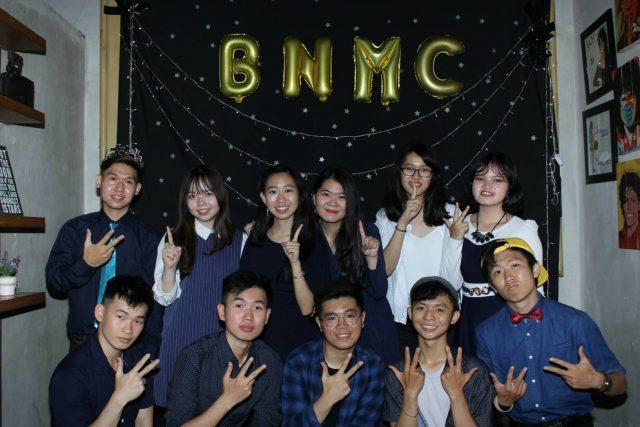 Selesai HUT BNMC ke-18, Stefani dan DPI Managemennya masih gak capek, dong