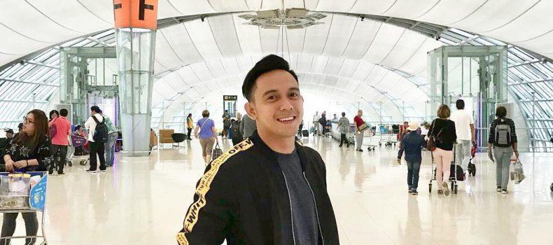 "Muhammad Rizqi : Mewakili Indonesia di ""Gangnam Kpop Concert Music Festival"""