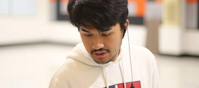 Kenal Lebih Dekat dan Ngobrol Bareng Yuk Sama Ibrahim Fatih, Ketua BinusTV Club!