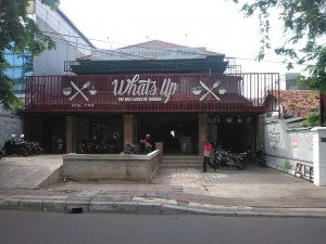 What's Up Cafe