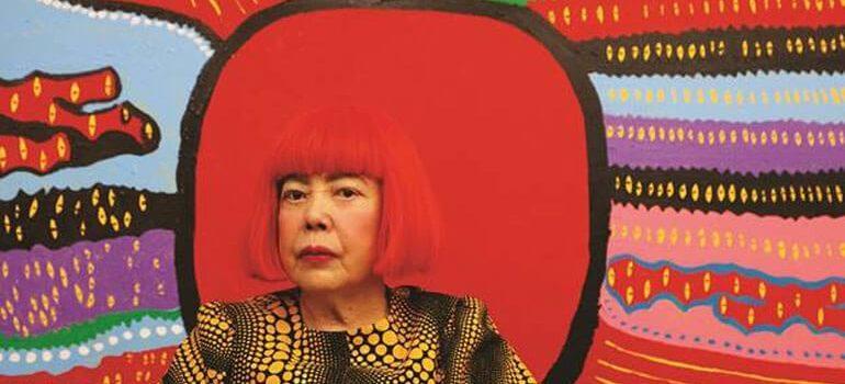 "Pameran Yayoi Kusama : ""LIFE IS THE HEART OF A RAINBOW"" di Museum MACAN"