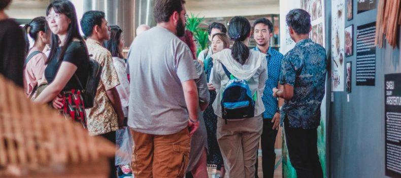 Pameran Eksternal Ekskursi Arsitektur UI 2018 : Seram